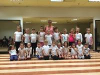 Sinkó Andrea Fitness Iskola Évzáró bemutató 2016